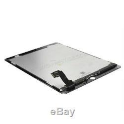 100% Original Vitre Ecran LCD Complet Pour Ipad Air 2 9,7 A1566 A1567 Noir