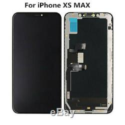 6.5 Pour iPhone XS MAX LCD Display Touch Screen Digitizer Assembly Replace S5K
