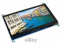 7inch HDMI LCD (H) 1024x600 Raspberry Pi Capacitive Touch Screen IPS Display LCD