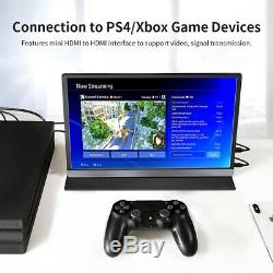 AOSIMAN 15.6 1080P LCD Touch Screen 47% NSTC Gaming Monitor Display IPS Panel