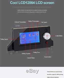 Aet A2 Intelligent 3D imprimante Optional LCD Screen Display for Windows/Mac BT