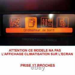 Afficheur Peugeot 5008,3008 Screen Peugeot 5008,3008, Display LCD Peugeot Neuf