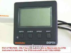 Autohelm Raymarine LCD screen for ST50 Depth Only the LCD display, NEW part