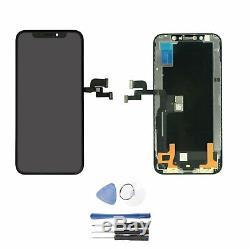 Complet LCD Screen Display écran Tactile Numériseur Assemblé Pour iPhone XS Noir