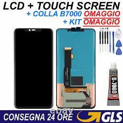 Display LCD + Touch Screen Huawei Mate 20 PRO LYA-L09 Glass Digitizer Black