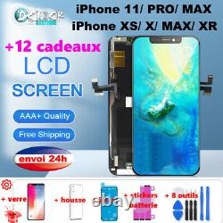 Display Touch Screen Digitizer Assembly Ecran LCD OLED iPhone X/S/R 11 Pro Max