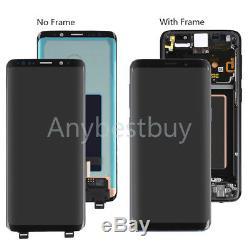 Écran LCD Display Screen Vitre Tactile Assemblé Pour Samsung Galaxy S8 Frame