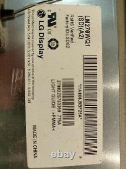 Ecran lcd d'origine Apple iMac A1312 27 Display LCD Screen LM270WQ1 (SD) (A2)
