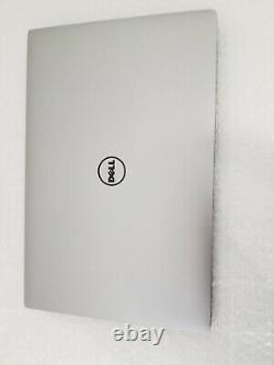 Écran tactile pour Dell XPS 15 9560 Precision 5520 4k UHD 3840x2160 LCD Assemblé