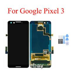 For Google Pixel 3 OLED LCD Display Touch Screen Digitizer Replacement Assembly