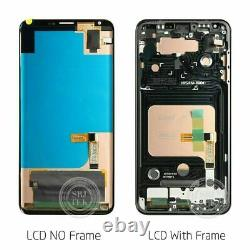 For LG V30 Plus Screen Replacement OLED V30S Display V35 ThinQ LCD Digitizer