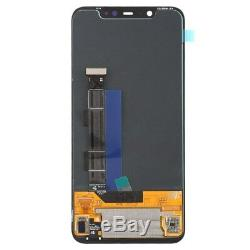 For XIAOMI Mi 8 Replacement LCD Display + Touch Screen Digitizer Assembly