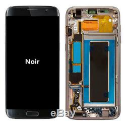 Full LCD Touch Screen Display & Frame Assembly For Samsung Galaxy S7 Edge G935F
