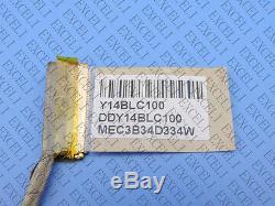 Genuine HP 15-P Ordinateur Portable Écran 15.6 vidéo câble ruban DDY14ALC140