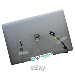 Hhtkr Dell XPS 15 9550 9560 Precision 5510 15.6 UHD LCD Touch Écran Assemblage
