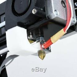 High Precision Printing Large LCD Screen Display 3D Printer DIY 3D Printer Kit