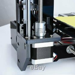 High Precision Printing Large LCD Screen Display 3D Printer DIY 3D Printer Kit J