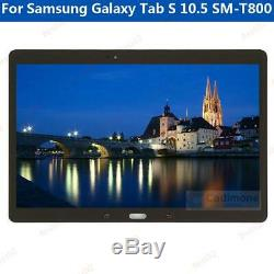 LCD Display Touch Screen Assembly Pour Samsung Galaxy Tab S 10.5 SM-T800 BT02