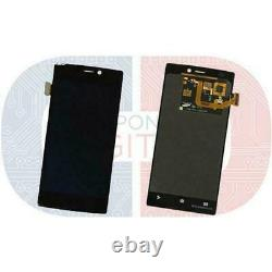 LCD Display Touch Screen Glass Pour Ngm Forward 5.5 Noir