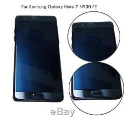 LCD ÉCRAN Touch Screen LCD Display Digitizer pour Samsung Galaxy Note 7 N930 FE