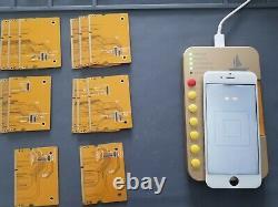 LCD ecran Testeur iPhone 6S/ 6S Plus/ 7/ 7P/ 8/ 8P 3D Touch Screen display