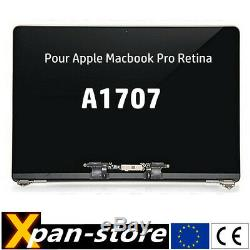New A1707 LCD display screen Assembly for apple MacBook Pro 15 15.4 Retina