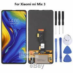 Noir Pour Xiaomi mi Mix 3 Display LCD Complete Unit Touch Screen Écran tactile H