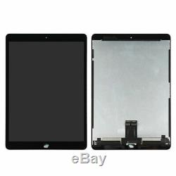 Noir Pour iPad Pro 10.5 A1701 A1709 Full LCD Display Touch Screen Digitizer bt4