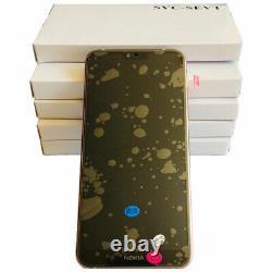 Nokia 7.1 Ecran LCD Vitre Tactile Original Acier Touch Screen Digitizer Display