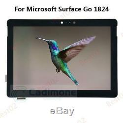 OEM Pour Microsoft Surface Go 10.1 in 1824 LCD Display Touch Screen Digitizer BT