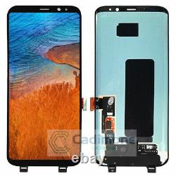 OLED For Samsung Galaxy S9 G960/S9 Plus G965 LCD Display Touch Screen Digitizer