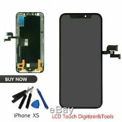 POUR iPhone XS Écran tactile LCD Display Touch Screen Digitizer Assembly Noir DL