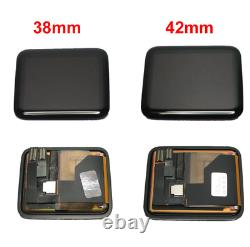 Pour Apple Watch Series 1 2 3 38 / 42mm LCD Display Touch Screen Digitizer Lot T