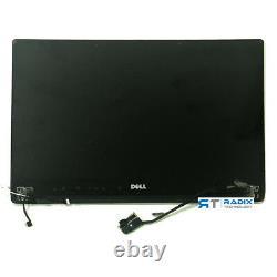 Pour Dell XPS 13 9343 9350 13.3 Qhd Tactile Écran LCD Complet Assemblage Neuf