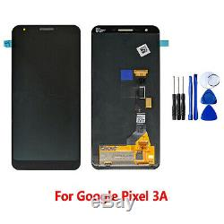 Pour Google Pixel 3A Écran LCD Display Touch Screen Digitizer Assembly + Tools