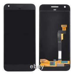 Pour Google Pixel LCD Display Touch Screen Digitizer Assembly Noir Remplacement