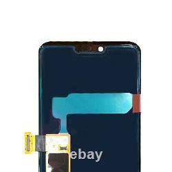 Pour LG G8S ThinQ / G8 ThinQ G820N G820 Écran LCD Display Touch Screen Assembly