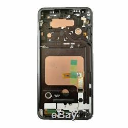 Pour LG V30 H932 H931 VS996 LCD Display Touch Screen Digitizer Assembly Cadre T