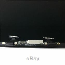 Pour Macbook Pro 13 2018 2019 Retina A2159 LCD Screen Display assembly Silver