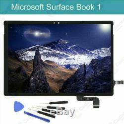 Pour Microsoft Surface Book 1703 1704 1705 LCD Display Touch Screen Digitizer D5