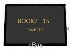 Pour Microsoft Surface Book 1703 1706 Book 2 1806 1832 Touch Screen LCD Display
