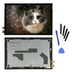 Pour Microsoft Surface Pro 5 1796 LCD Display Touch Screen Digitizer Assembly