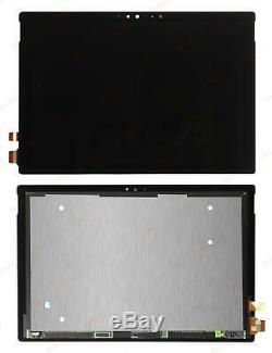 Pour Microsoft Surface Pro 5 1796 LCD Display Touch Screen Digitizer Assembly BT
