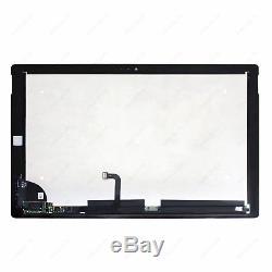 Pour Microsoft surface pro 3 LCD screen display avec écran tactile numériseur