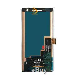 Pour Nokia 8 Sirocco Noir LCD Display Touch Screen Ecran Tactile Digitizer #SD