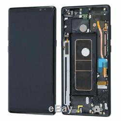 Pour Samsung Galaxy Note 8 N950 LCD Écran Display Screen Touch Digitizer Frame H