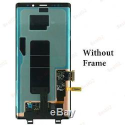 Pour Samsung Galaxy Note 9 N960 LCD Display Touch Screen Digitizer Assembly D3K8