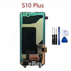 Pour Samsung Galaxy S10/ S10 Plus LCD Display Touch Screen Digitizer Assembly BT