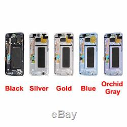 Pour Samsung Galaxy S8 G950 & S8 PLUS LCD Display + Touch Screen Digitizer Cadre