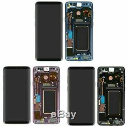 Pour Samsung Galaxy S9 G960 Display LCD Écran VitreTactile Screen Touch Frame T